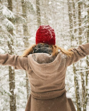 Four Ways to Beat the Winter Blues
