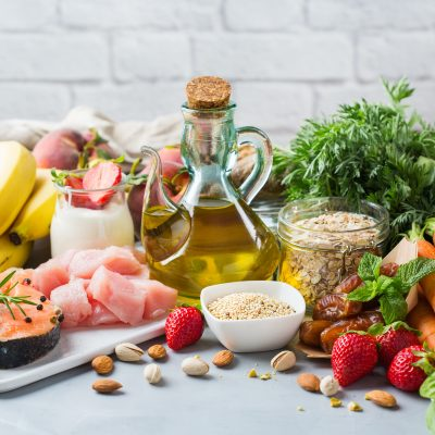 Mediterranean Diet for Fertility and SO. MUCH. MORE.